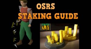 Duel arena 2020 runescape staking guide!